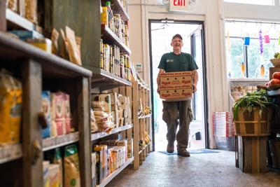 food deliveries