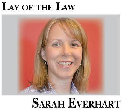Sarah Everhart Lay of the Law