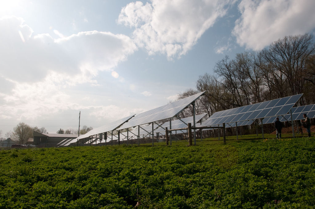Contracts Are Key For Solar Cell Tower Leases The Latest In Ag