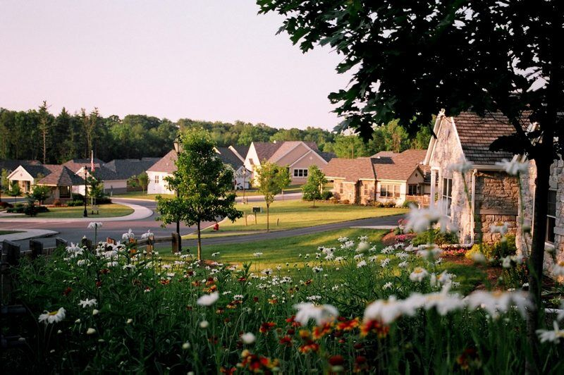 Cornwall Manor Retirement Community and Rodale Institute