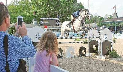 Devon Horse Show ends . . . but infighting continues