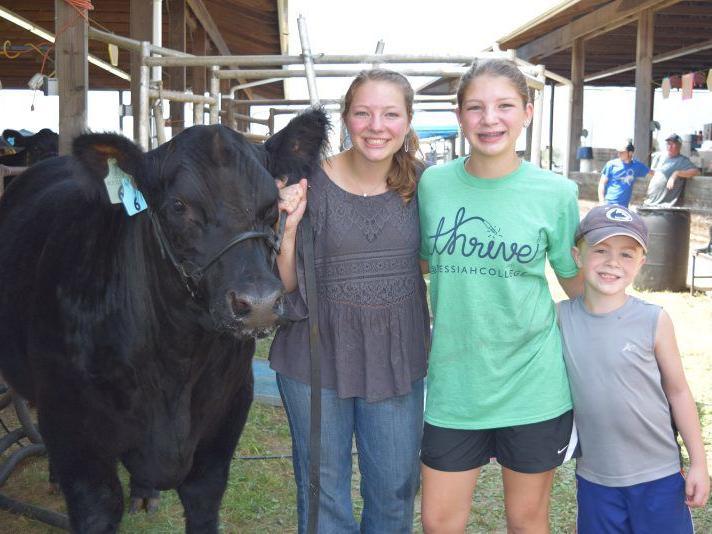 Elizabethtown Fair Brings Cousins Together