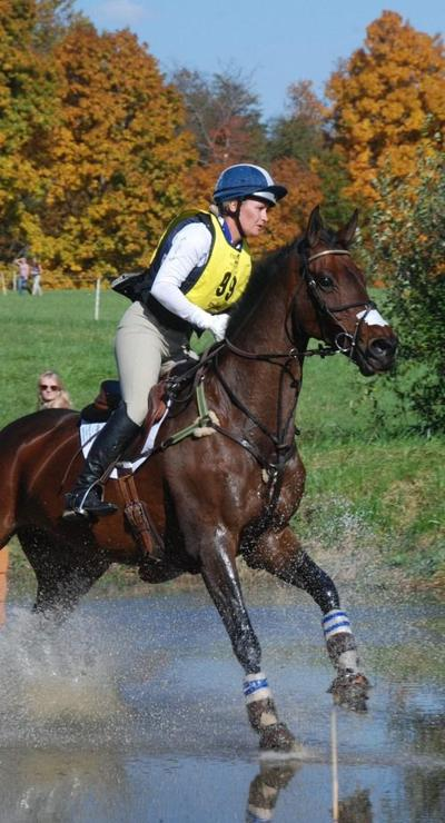 Burnett sweeps Dansko-Fair Hill CCI 3-star