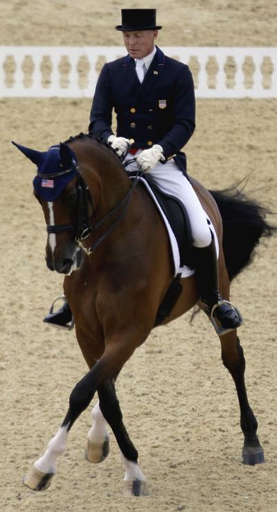 Olympics dressage: Ann Romney 'thrilled' by Rafalca's test