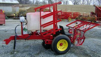 No-Till Transplanter Available in Lancaster County