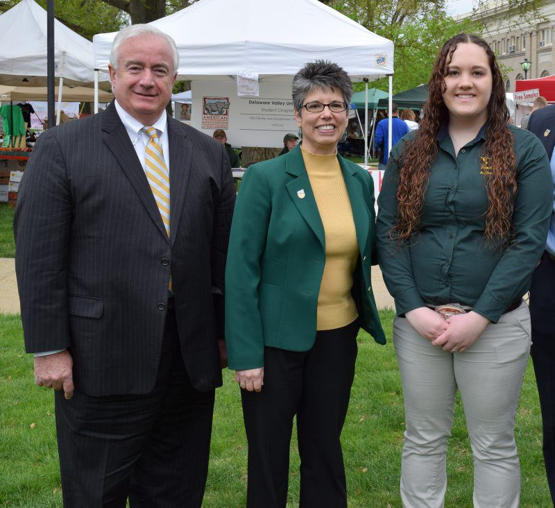 Delaware Valley Scholarship Winners Seek Ag Careers