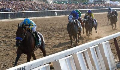 American Pharoah becomes 1st Triple Crown winner in 37 years