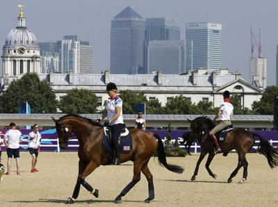 London Olympics: quirky opening will be broadcast by NBC