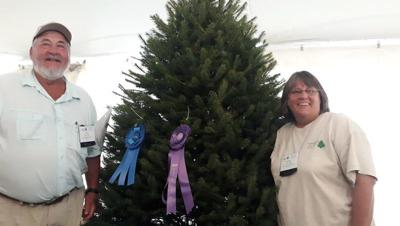 Northumberland County Tree Farm Provides White House ...