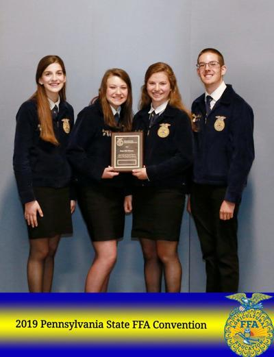 Ag Issues Forum First Place Team