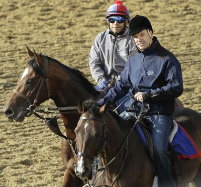 At Preakness, Motion is the hunter, not the target