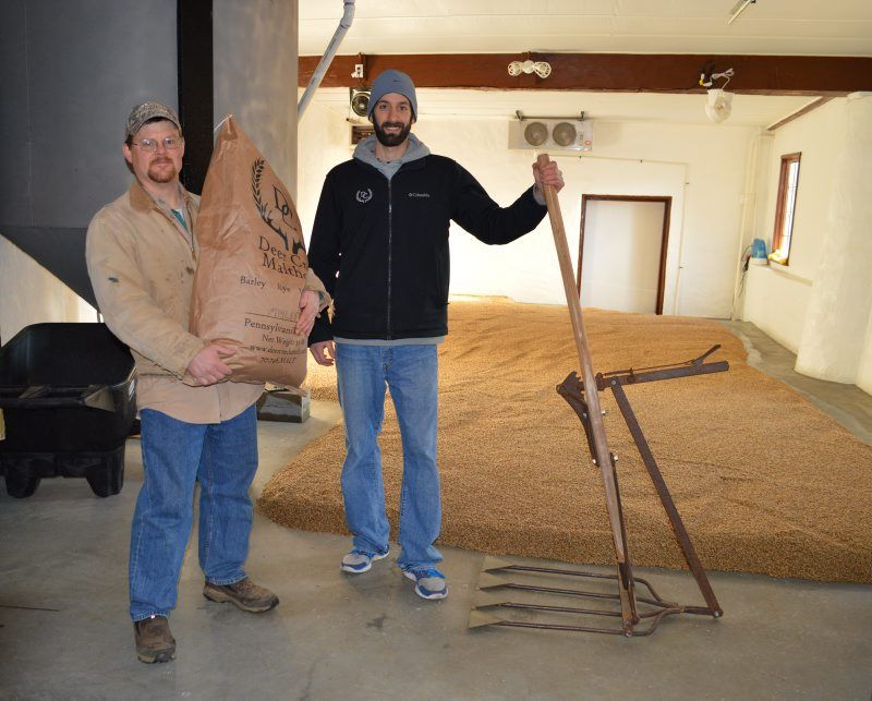 Malt House Brings 'New Old Industry' Back to Pa.