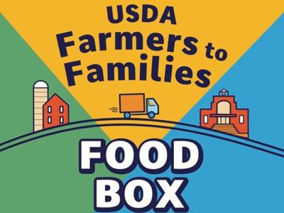 USDA Farmers To Families