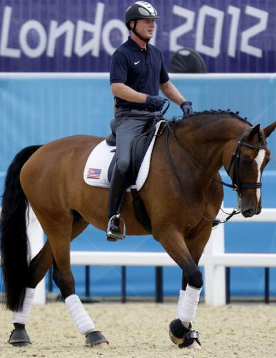 Olympics dressage: Romney connection puts Rafalca in spotlight