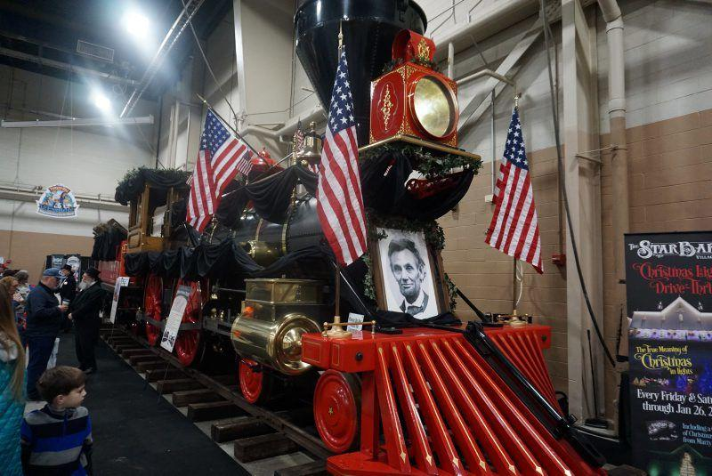 154th Anniversary Re-Enactment of Lincoln's Funeral Train Planned