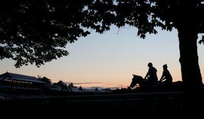 Prospect of American Pharoah running boosts Saratoga season
