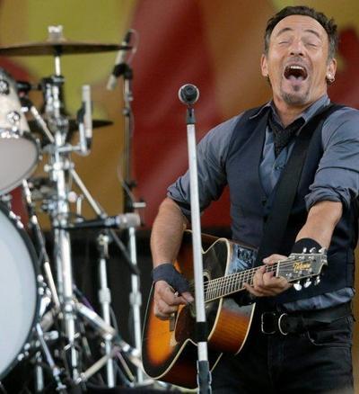 'Born to Run' American Pharoah's next race is on Springsteen turf
