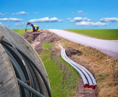 Digging for broadband