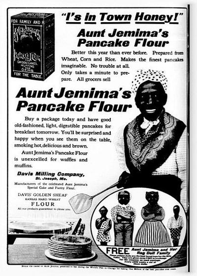 The History of Aunt Jemima's Mill: Branding an American Wheat Product
