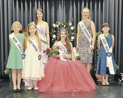 Gockley Named Lancaster County Dairy Princess