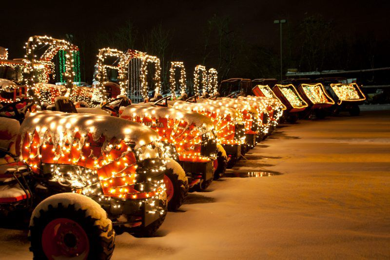 Messick Christmas Lights 2021 Messick S Holiday Light Show Benefits Local Charities Main Edition Lancasterfarming Com