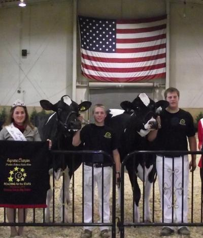 Cow of the Week: All-American Dairy Show Youth Supreme Champions