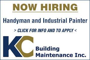 KC Building, Handyman & Industrial Painter