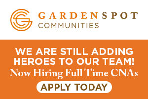 Garden Spot Communities, CNAs