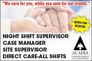 ACADIA, Multiple Positions Sign-On Bonus Available