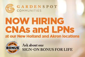 Garden Spot Communities, CNAs & LPNs