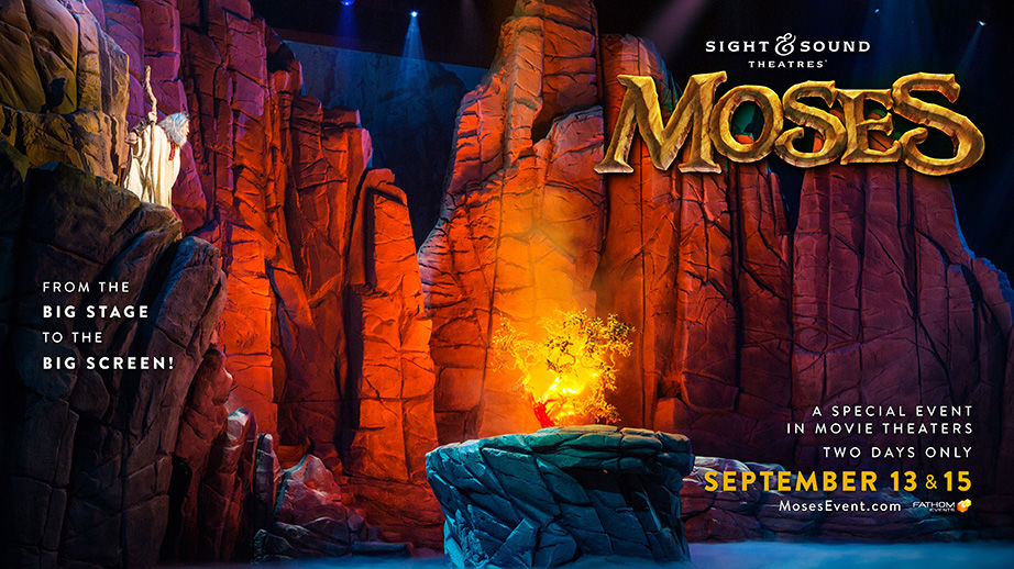 Sight Sound To Put Moses In 725 Movie Theaters Nationwide In