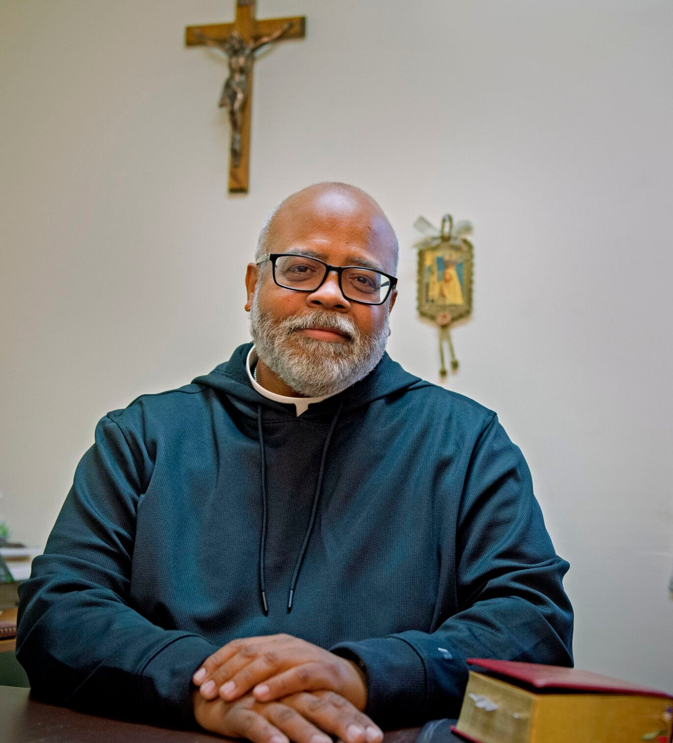 Father Luis Rodriguez