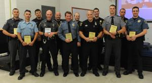 12 lancaster county police officers are honored for making. Black Bedroom Furniture Sets. Home Design Ideas