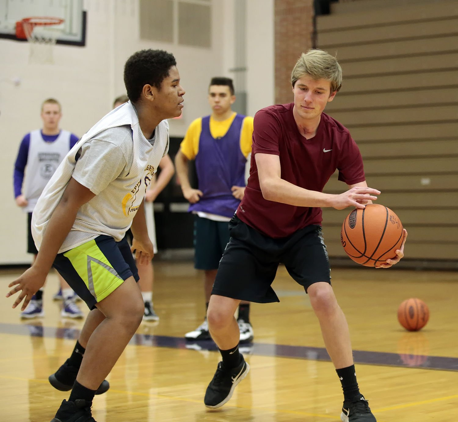 basketball coach cover letter%0A Still recovering from harrowing year  Ephrata senior Brendan Holbritter at  peace with not playing basketball   Local News   lancasteronline com