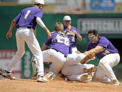 Lancaster Catholic vs South Side-PIAA 3A Baseball Championships