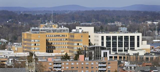 Exterior: What Lancaster County's 4 Hospitals Made In Profits In