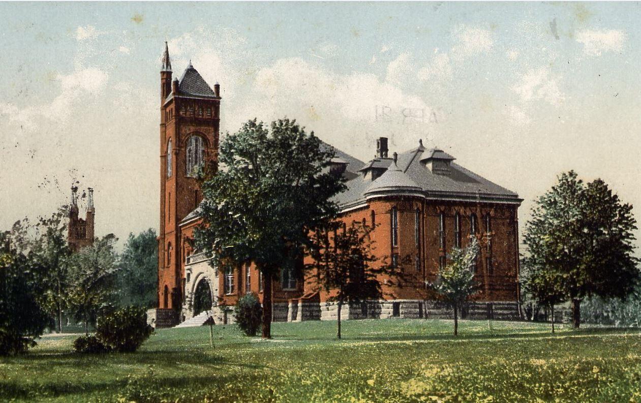 Lancaster Theological Seminary 1