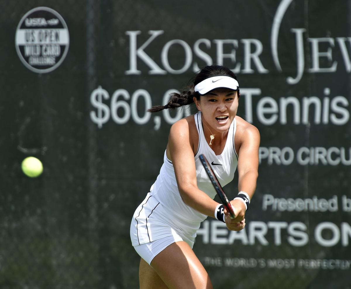 2019 Koser Jewelers Tennis Challenge-Semifinals