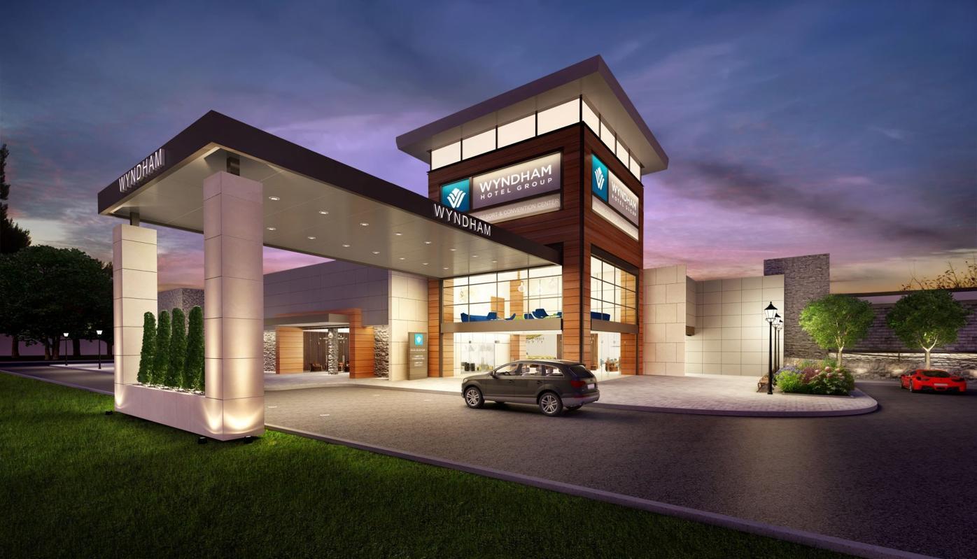 Wyndham Lancaster Resort & Convention Center