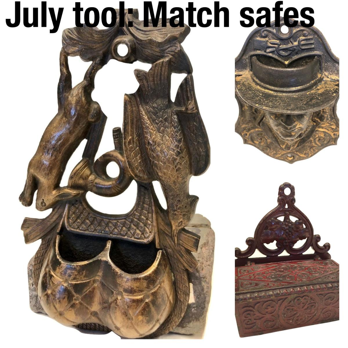 Check out this month's Antique Toolbox challenge: Can we