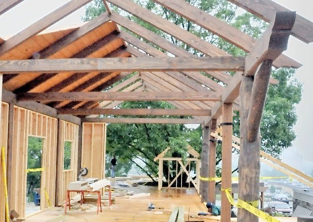 A business built on heavy timbers | Business | lancasteronline.com