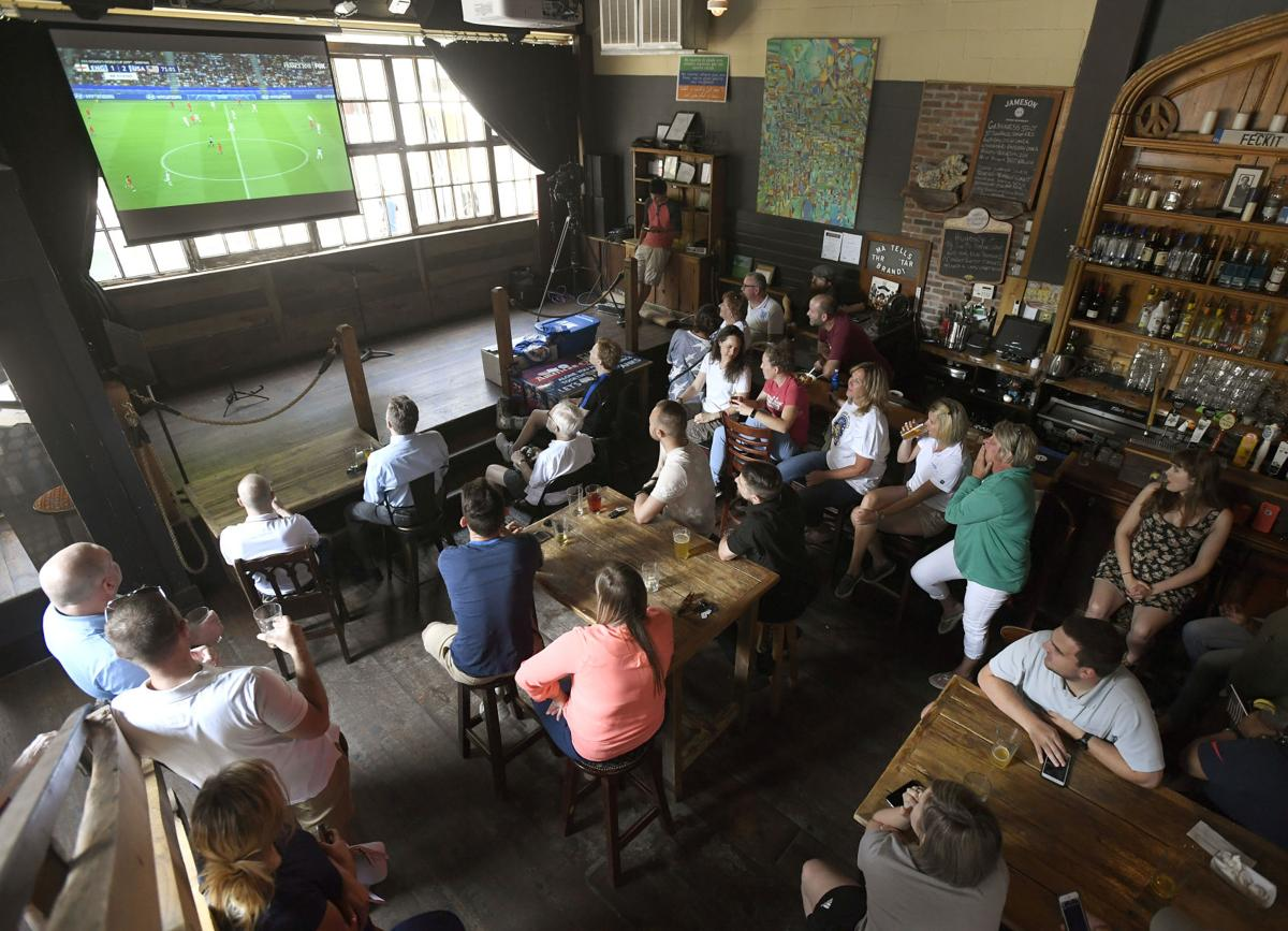 USA vs England Watch Party-Tellus360