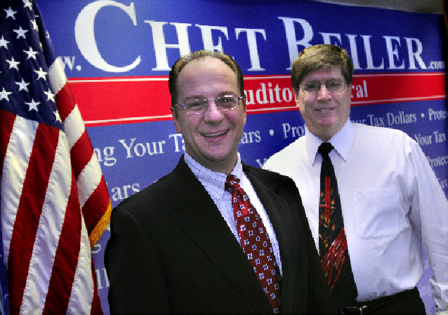 Beilers GOP Pa Auditor Race Opponent Drops Out