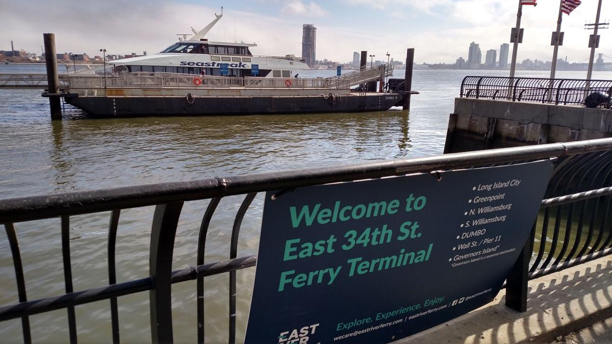 High-speed ferry offers low-stress, scenic sail to New York