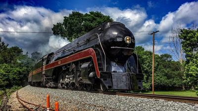 Norfolk & Western 611 steam locomotive coming to Strasburg Rail Road