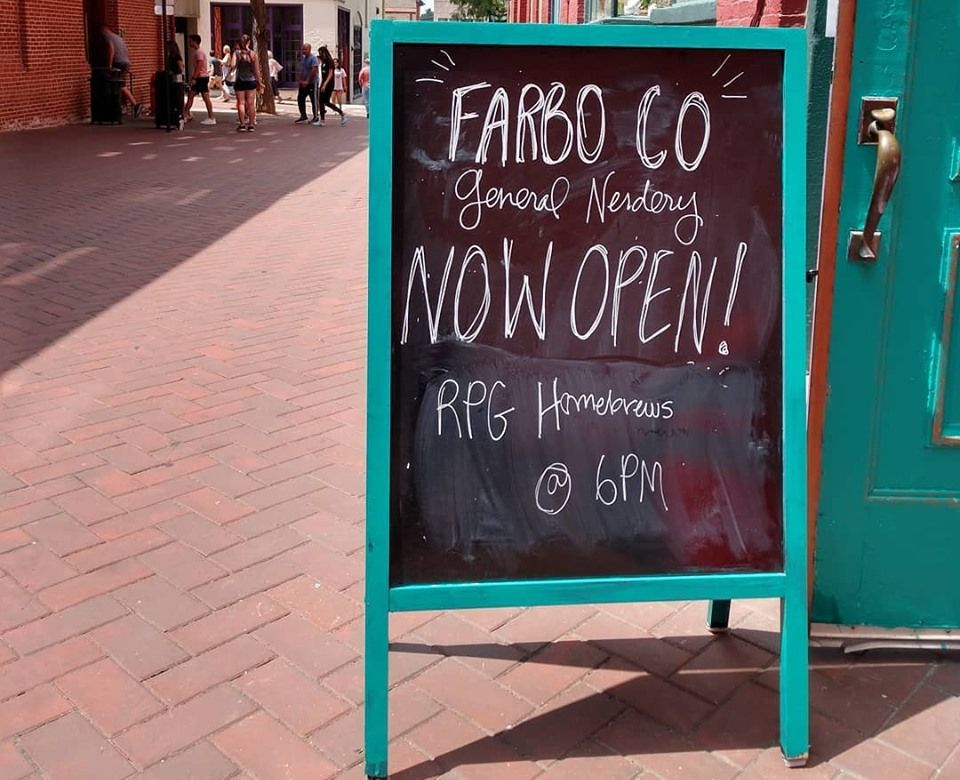 Farbo Co  moves Lancaster gaming shop to larger spot behind