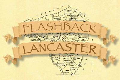 Flashback Lancaster logo