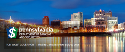 Pennsylvania Department of Banking and Securities