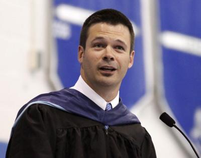 Garden Spot principal admits to borrowing commencement speech