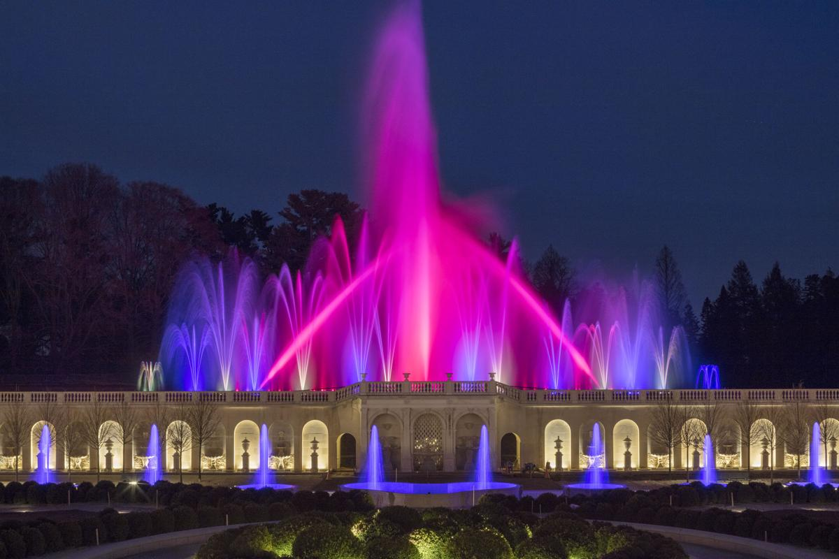 Longwood 39 S Main Fountain Gardens To Reopen This Weekend Food Living